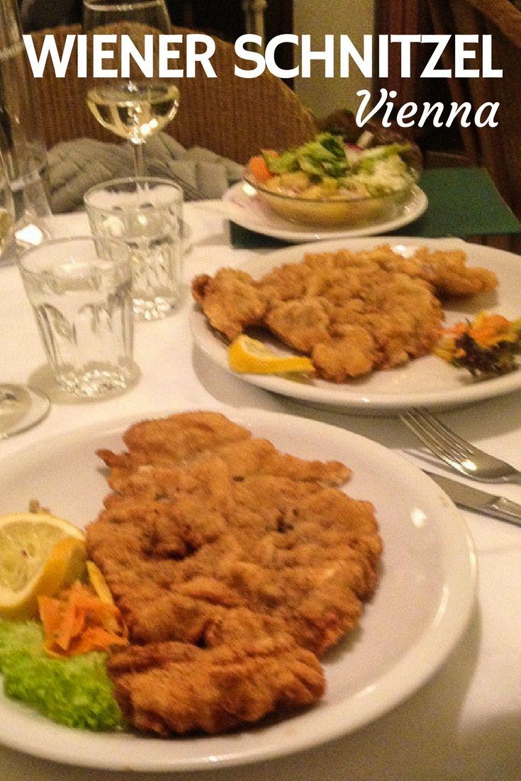The Best Wiener Schnitzel In Vienna Food Drink Travel Past 50