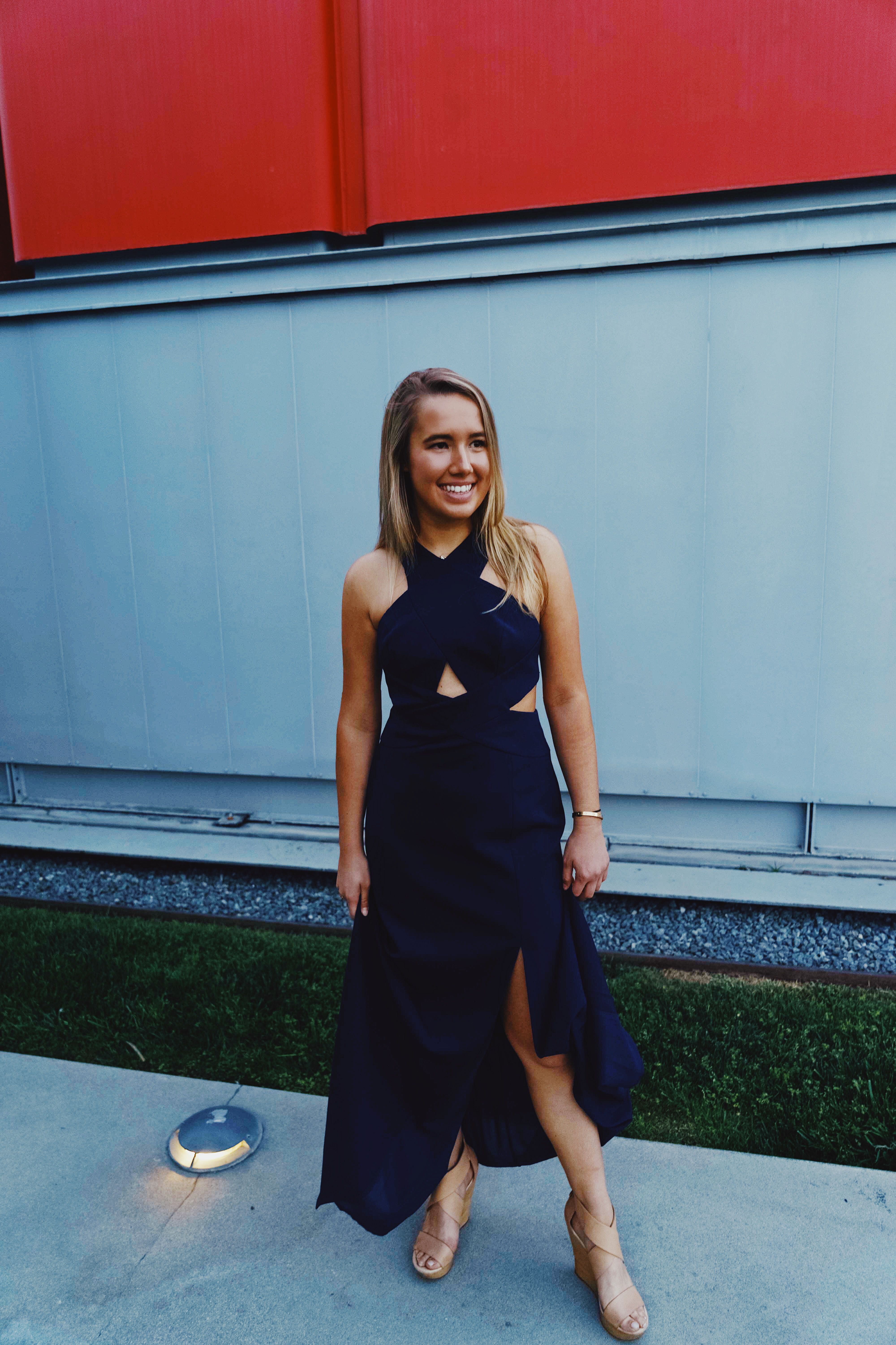 Bloomingdales prom in bcbg snapped by gracie pinterest prom
