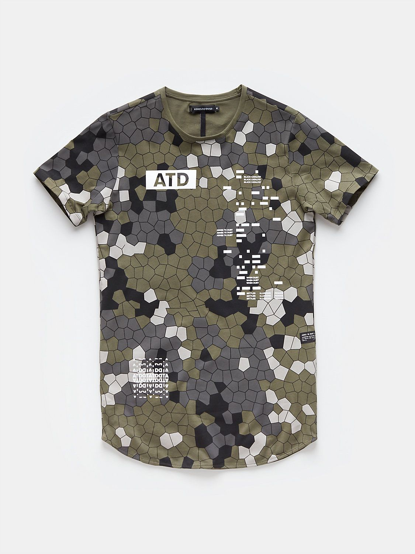 print T-shirt greencamouflage   Man's T-Shirts   Pinterest   Printing