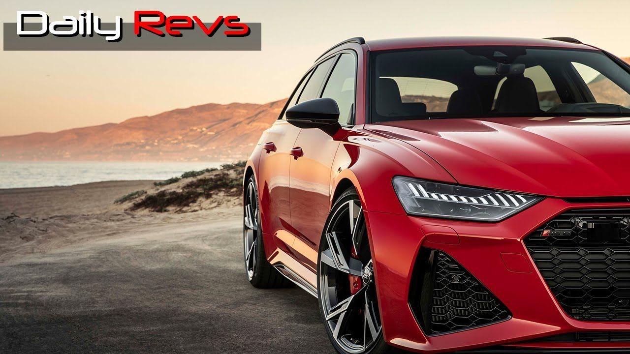 2020 Audi Rs6 Avant Sound Tango Red Dailyrevs Com Audi Rs6 Audi Rs Audi