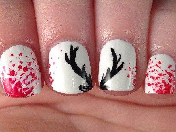 deer hunting nails. makes