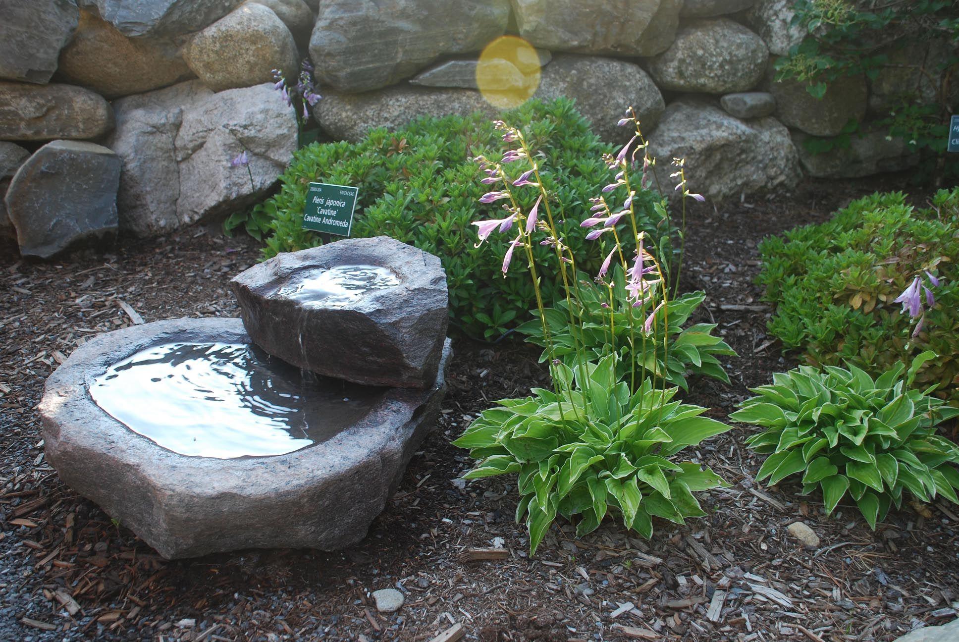 Small Garden Fountains fountains Pinterest Garden fountains