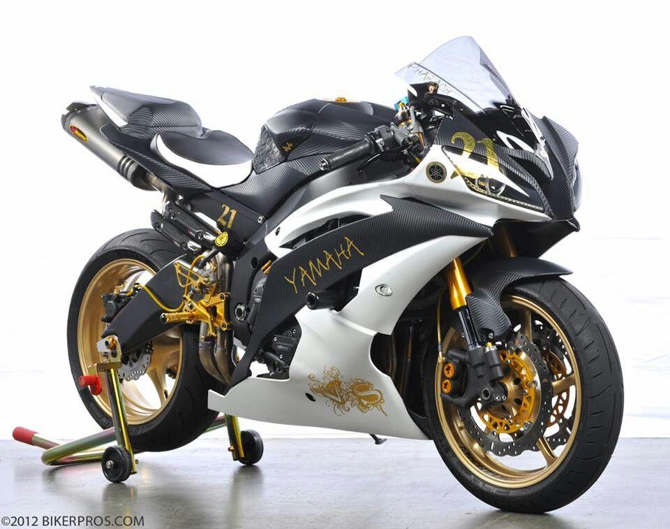 Yamaha Like The Colors Motorcycle Motorcycle Bike Yamaha