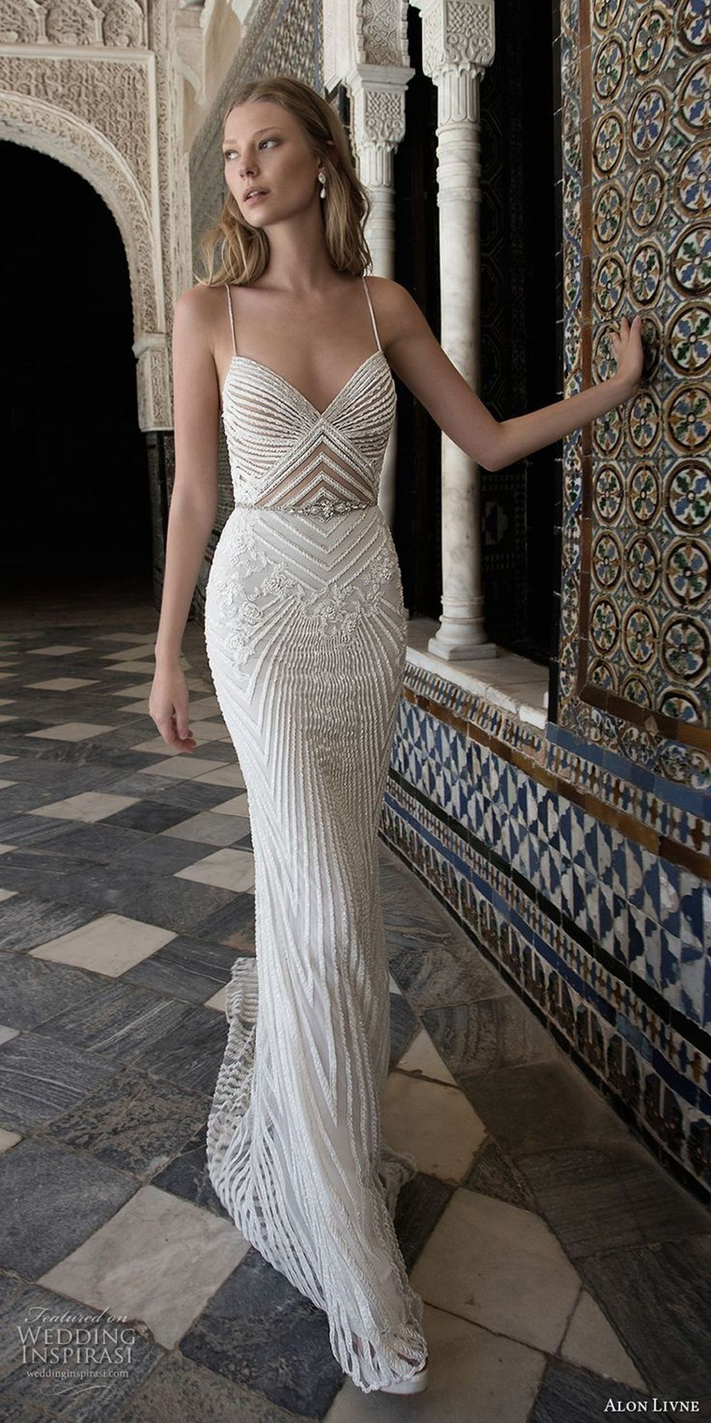 stylish wedding dress ideas with classical touch dress ideas