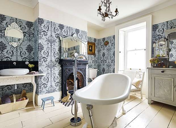 Period Home Bathroom Ideas: Get The Look: Georgian Townhouse Bathroom