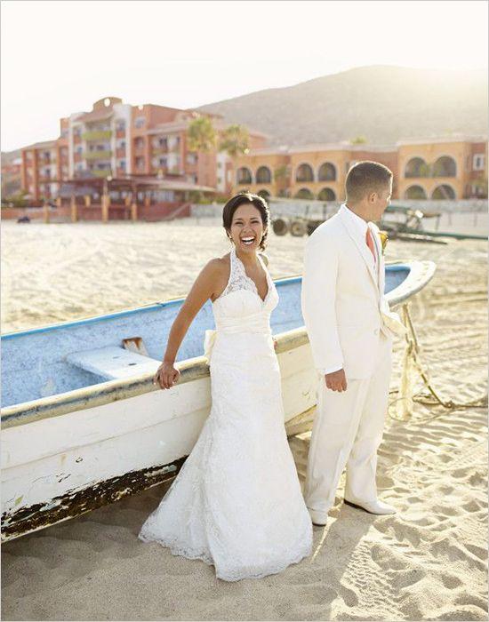 10 Stunning Weddings Under 10k Nautical Wedding Theme Elope Wedding Nontraditional Wedding