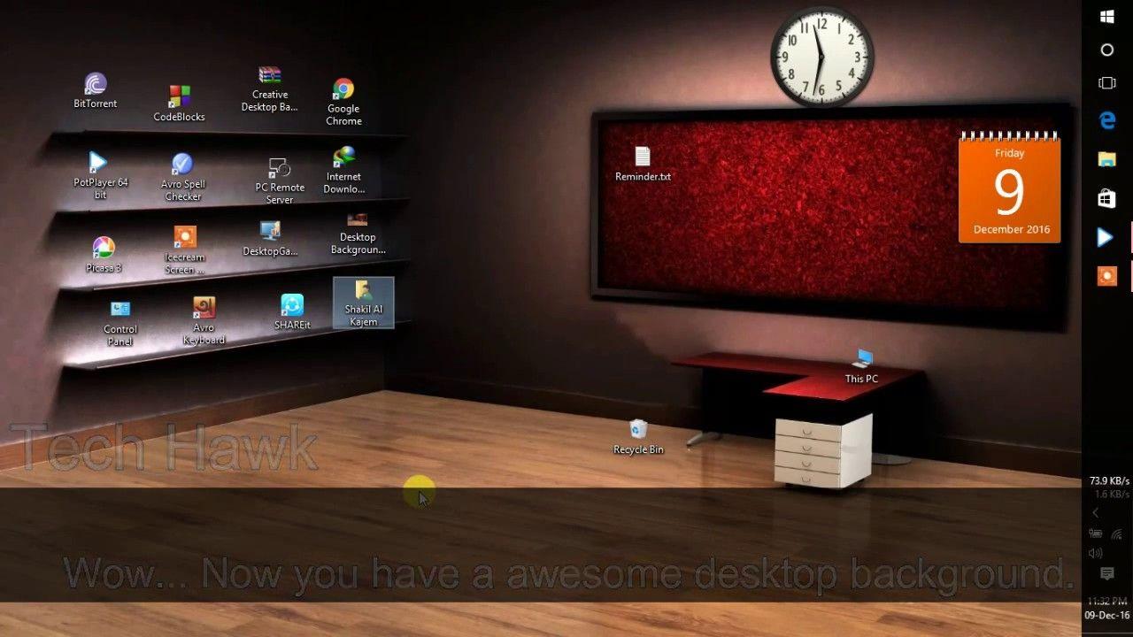 Windows 10 Wallpaper Creative