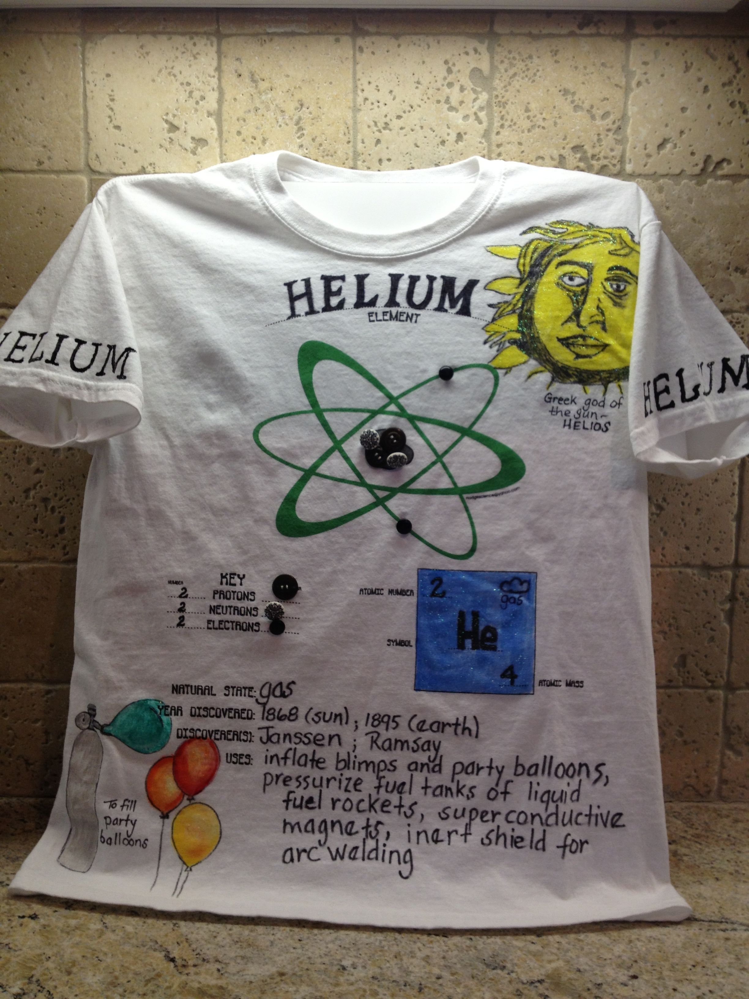 Great Element Project For Classroom