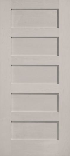 Masonite Riverside 5 Panel Door Doors Wood Series