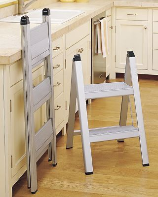 Ultraslim Aluminum Step Stools Lightweight And Sturdy