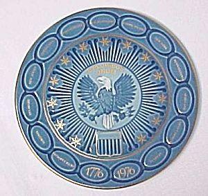 1976 Bing /& Grondahl The Bicentennial Plate