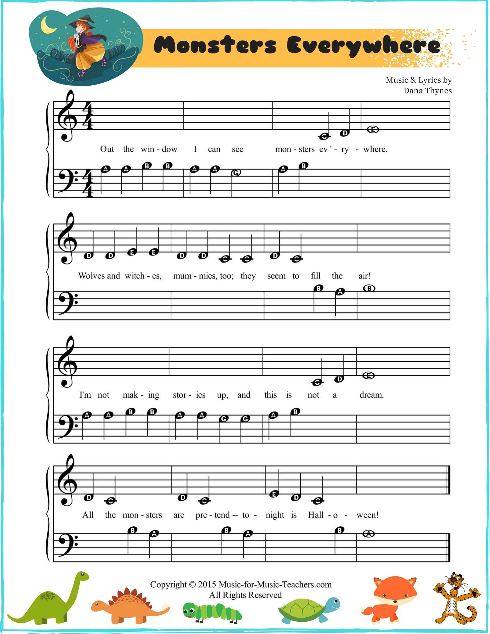 Free Piano Music Sheet For Beginners With Images Piano Sheet