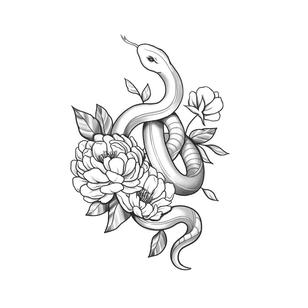 Photo of fleur de serpent