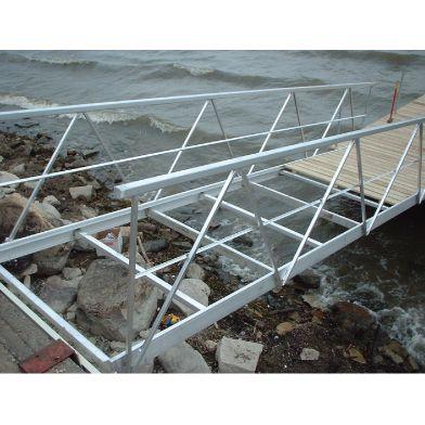 Multinautic quais et accessoires - docks and accessories Aluminum