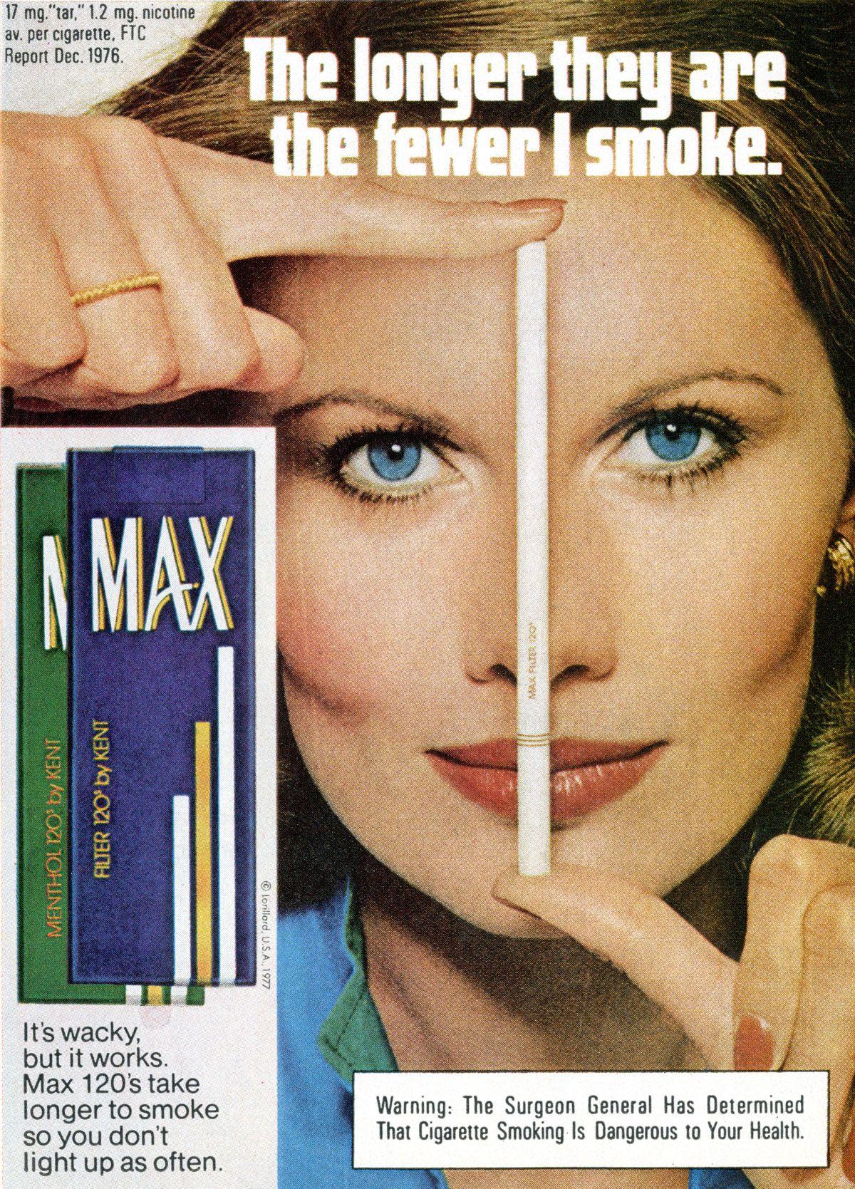 Pin soma riki on tabacco cigarette pinterest more menthol advertisement jpg  1200x1669 More 120s menthol advertisement
