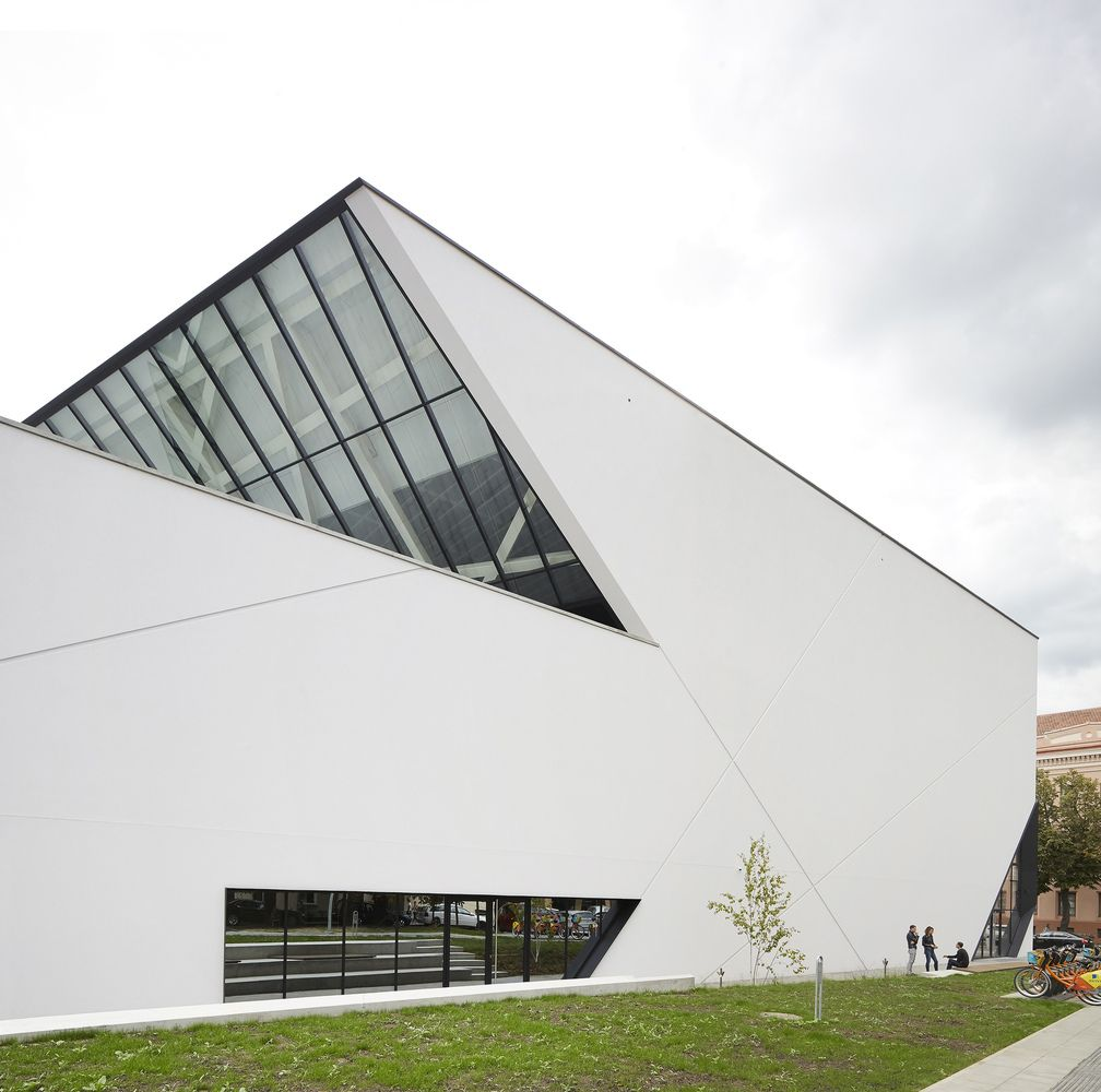 Gallery Of Mo Museum Of Modern Art Studio Libeskind 27 Museum Of Modern Art Buildings Photography Art Museum