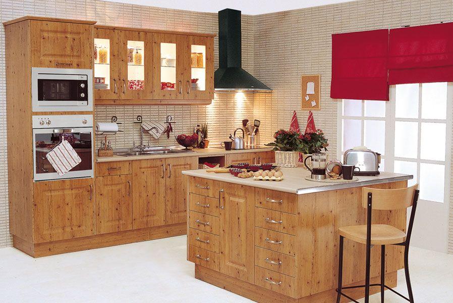 Una #cocina para vivirla en familia! #leroymerlin #cocinas ...