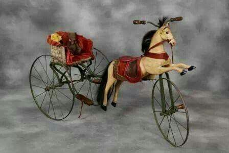 Pin By Diane Garro On Child S Carriage With Horse Antique Rocking Horse Rocking Horse Toy Rocking Horse