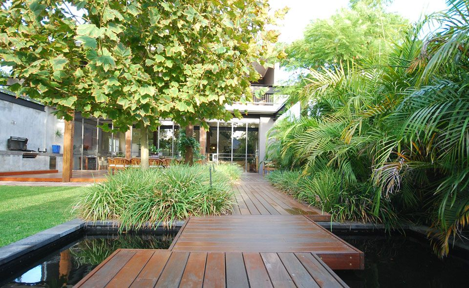 Landscape design 3 interior design ideas style homes for Garden design australia