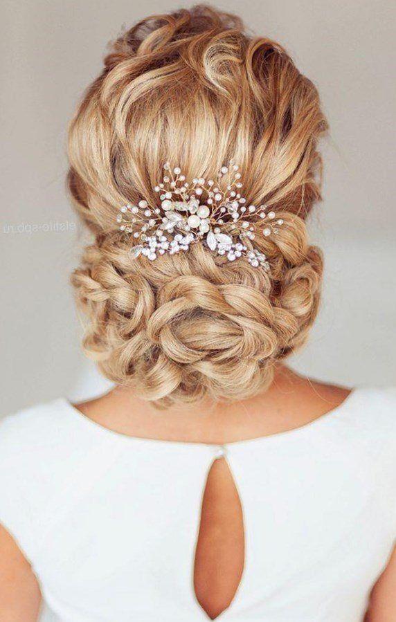 coiffure mariage 2017 idée coiffure mariee chignon