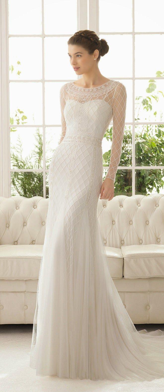 Aire barcelona wedding dresses  Aire Barcelona  Bridal Collection  Wedding Dresses  Pinterest