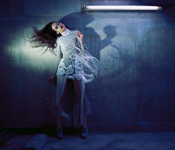 Designer: Yimei Ye  Model: Amber Fay  MUA: Vivi Chan