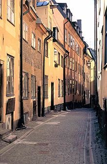 Stockholm - Old Town | Stockholm, Stockholm sweden and Jet plane
