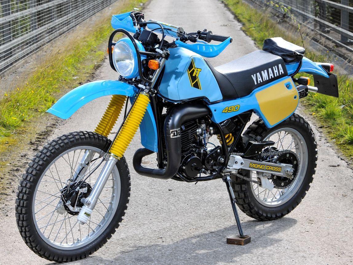 Yamaha It490 For Sale Yamaha Dirt Bikes Scrambler Motorcycle Motorcycle