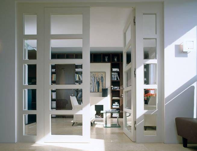 11 innentueren bartels1 bibliothek t ren und wohnzimmer. Black Bedroom Furniture Sets. Home Design Ideas