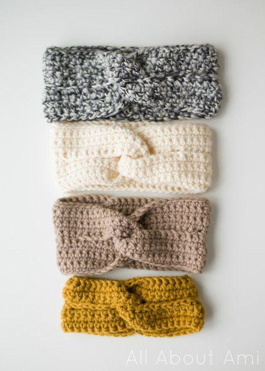 The Twist Headband - All About Ami