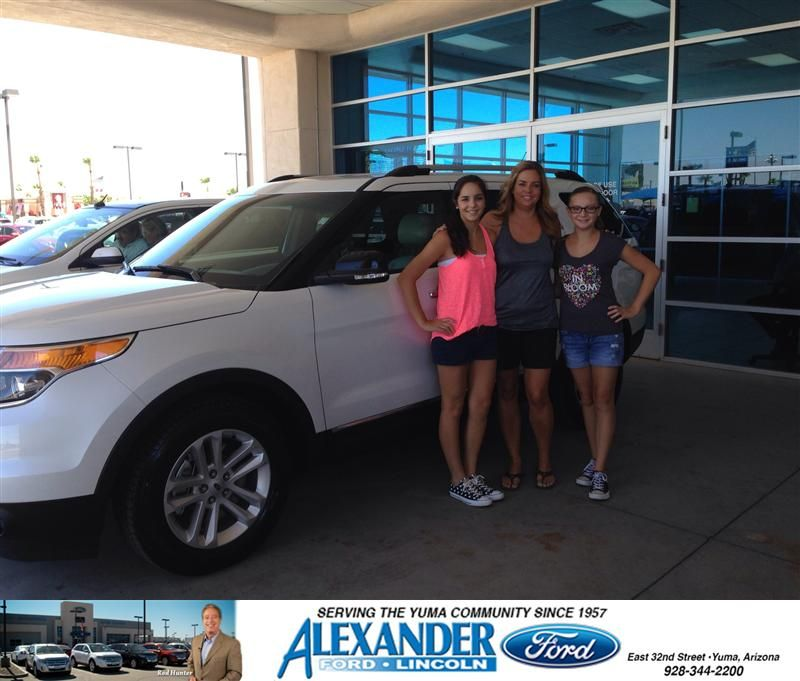 We Have Had A Fabulous Experience At Bill Alexander Ford Robert