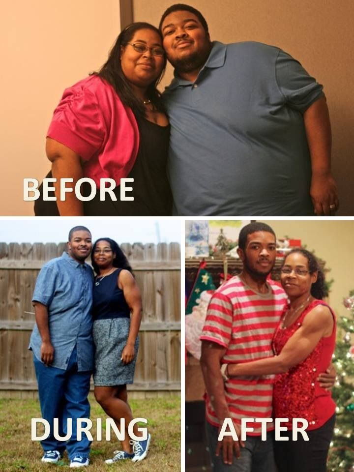 Willie and Angela Gillis lost 500 pounds together.