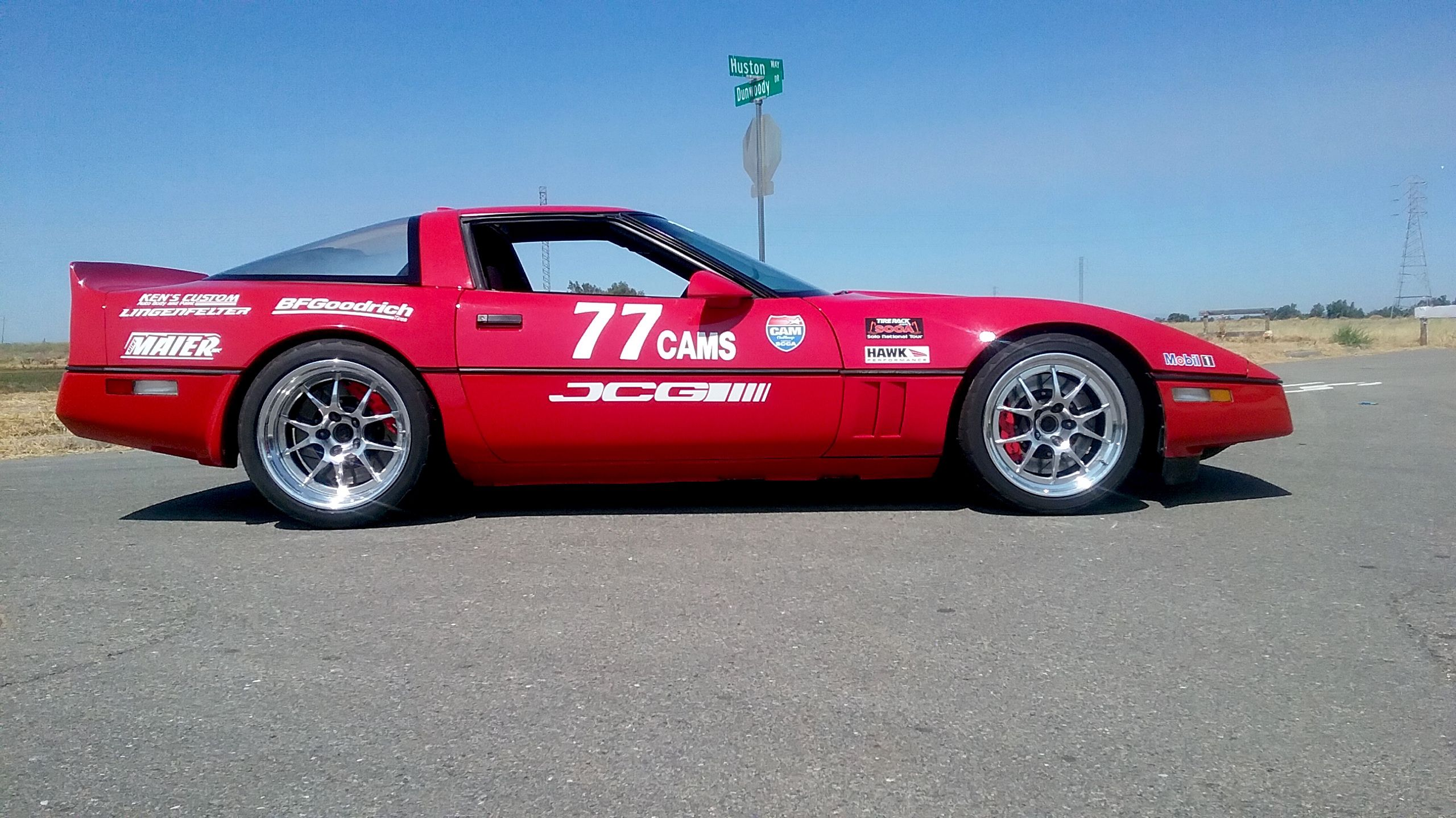 """Could Kenny Mitchell s """"No Konez"""" Corvette be the first fast"""