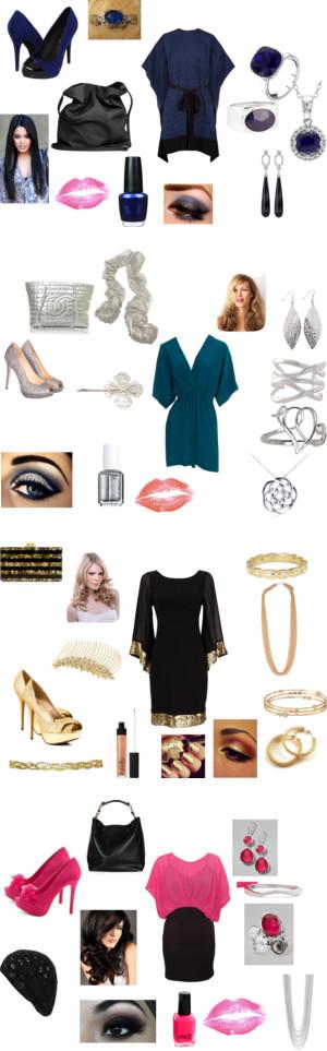 """Kimono Dresses:)"" by nkurtz on Polyvore"