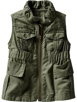 Cargo Vests For Baby From Old Navy 12mo 5t 19 50 Baby