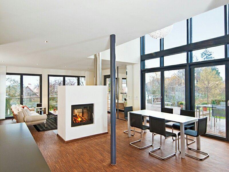 Haus Galerie Foyer Pinterest Foyers - moderne wohnzimmer mit galerie