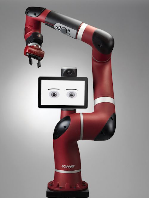 Belgische industriecentrum Sirris neemt Sawyer robot in gebruik - http://visionandrobotics.nl/2017/05/08/belgische-industriecentrum-sirris-neemt-sawyer-robot-in-gebruik/