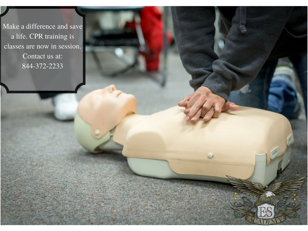 Take our CPR Course next week and become a BLS expert ...