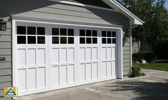 Recessed Panel Gallery Tgs Garages Doors In 2020 Garage