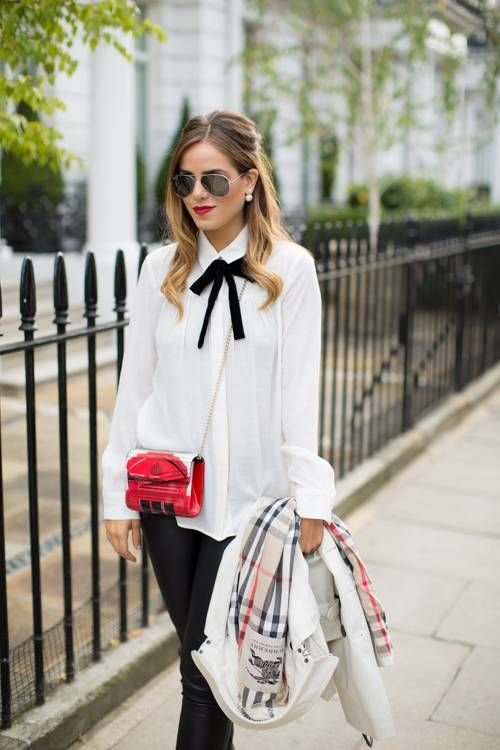 Fashion In London Today: 10 Outfits For Inspiration