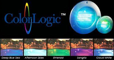 Colorlogic 4 0 Led Lights Pool Contractors Service Builders Designs