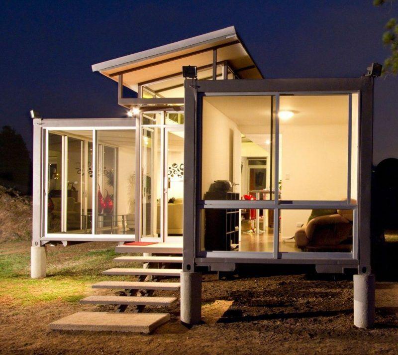 Ferienhaus Container containerhaus ein praktisches eigenheim ferienhaus hotel