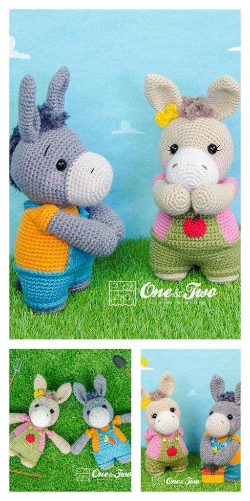 Latest Amigurumi Crochet Free Pattern Toy Models | Handarbeit ... | 1024x512