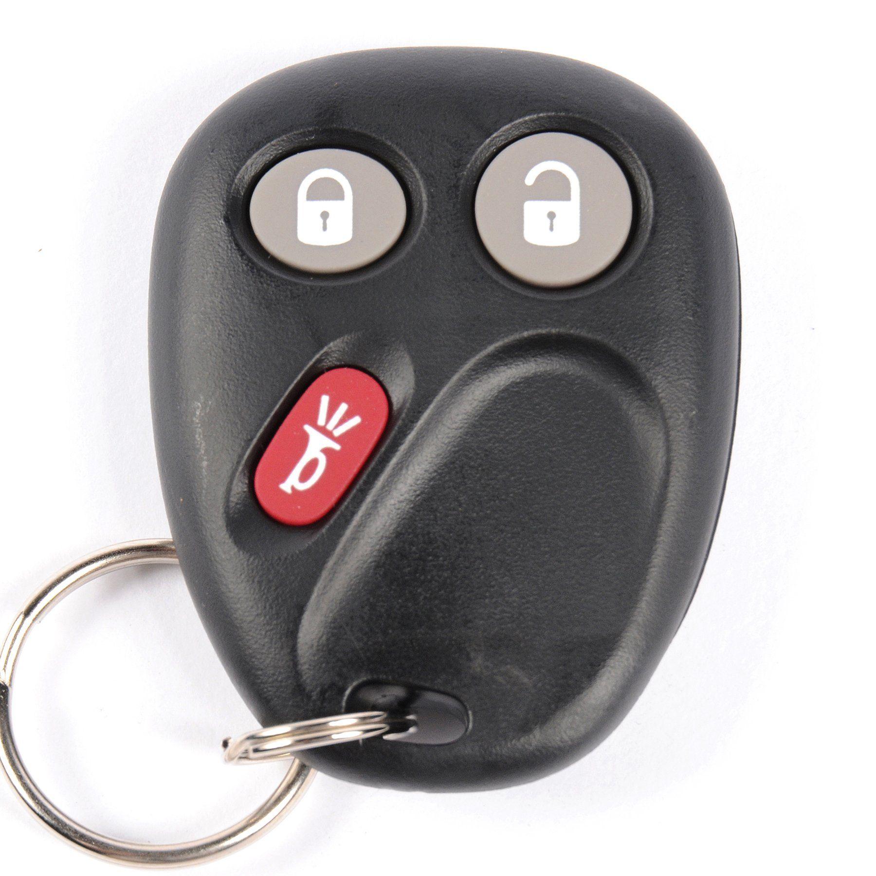 Acdelco 15051014 Gm Original Equipment 3 Button Keyless Entry