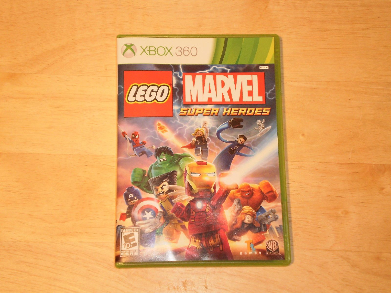 LEGO Marvel Super Heroes (Microsoft Xbox 360 2013) https://t.co/DgZEokOLLO https://t.co/Ao7japlhSd