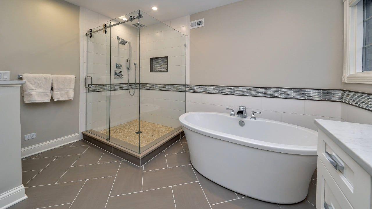 Master Bathroom Time Lapse Remodel Sebring Design Build Kitchen Remodel Pictures Updating House Bathroom Design Small [ jpg ]