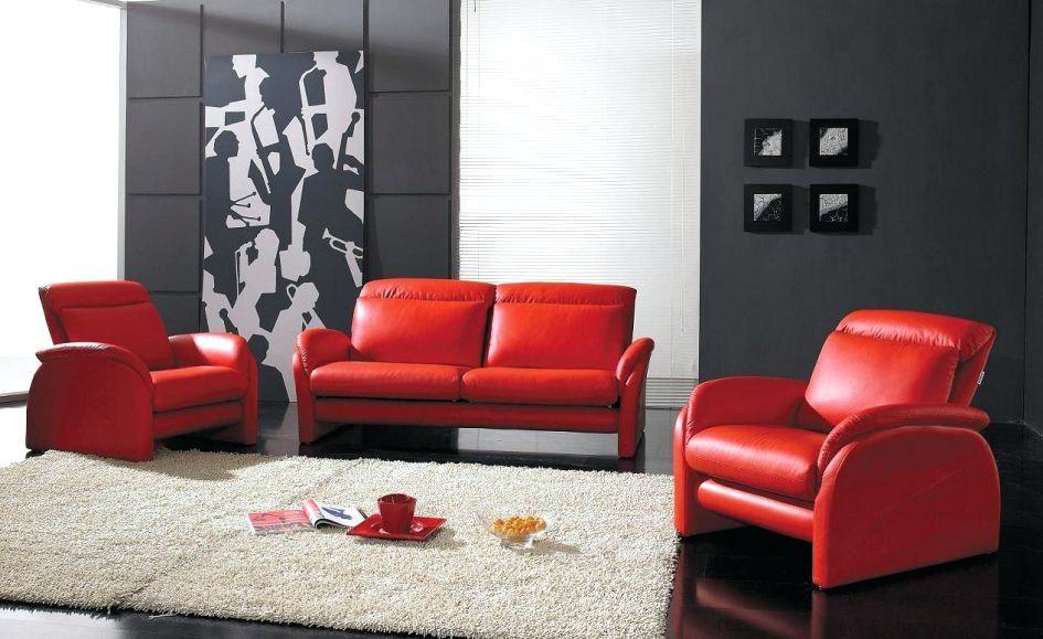 black white red living room decor living room lounge suite ...