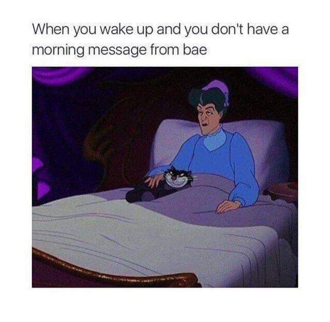 Message Message Bae Bae Boyfriend Boyfriend Mornimg Morning Text Text Meme Meme Funny Pictures Relationship Memes Memes