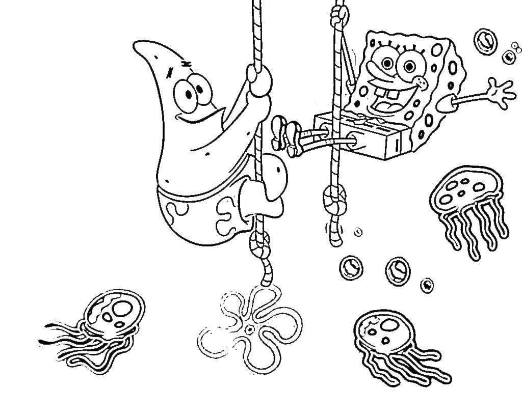 Collection of thousands of free Patrick Star Coloring Page from all ...
