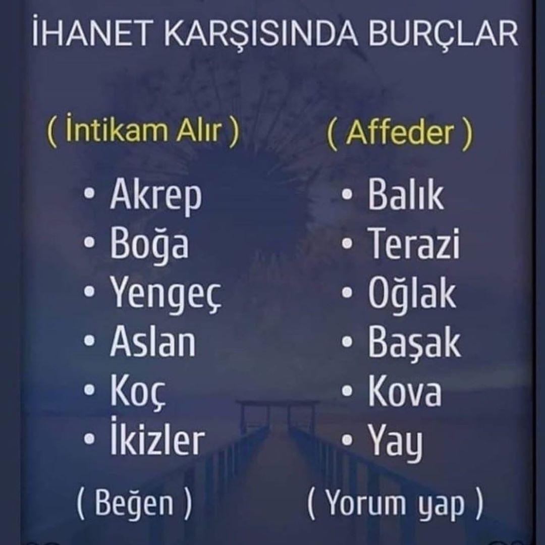 Burclargram In Instagram Gonderisi 13 Haz 2019 6 29os Utc Burclar Ilham Verici Sozler Iliski Ipuclari